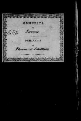 censimento 1841 livorno 1