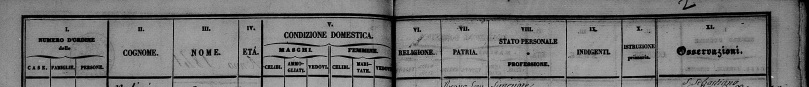 censimento 1841 livorno 3 - Copie