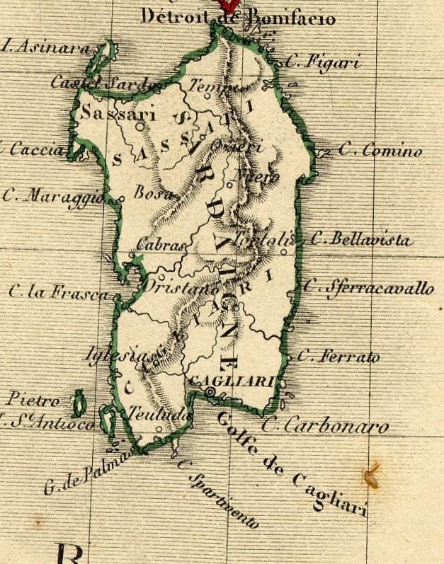 Recherches en Sardaigne